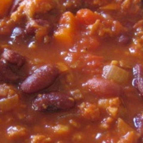 Dinner-Half-Hour Chili