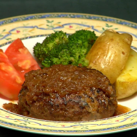 Hamburg Steak