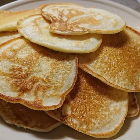 Hangover pancakes