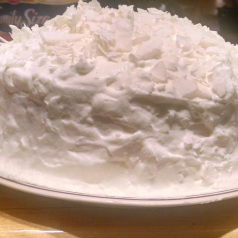 Haupia Cake