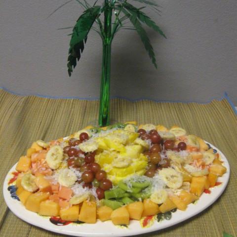 Hawaiian Fruit Platter