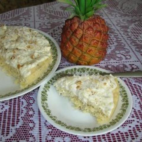 Hawaiian Pineapple Cake