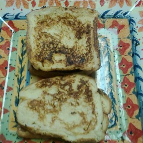 Hazelnut French Toast