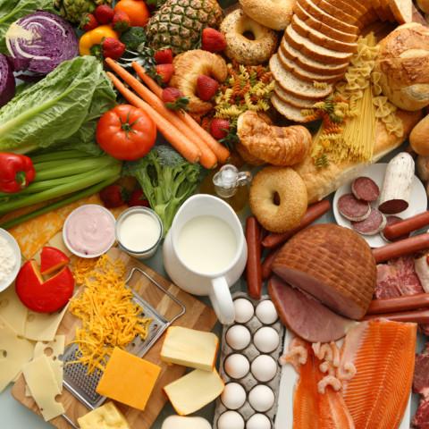 Healthy Antipasto Board
