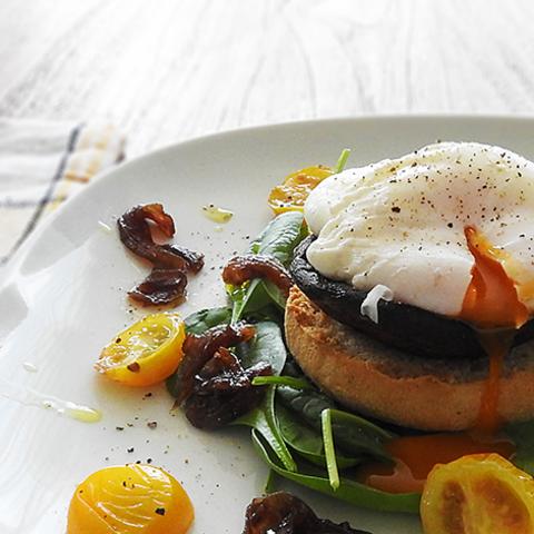 Healthy Breakfast Stack