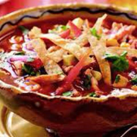 Heart Healthy Taco Soup