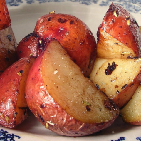 Sydney's Favorite Herb Roasted New Potatoes