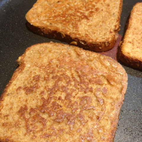 HH Whole Wheat Vegan French Toast
