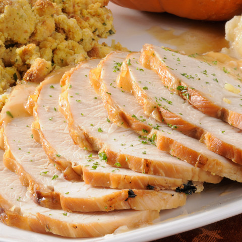 Holiday Turkey and Dressing