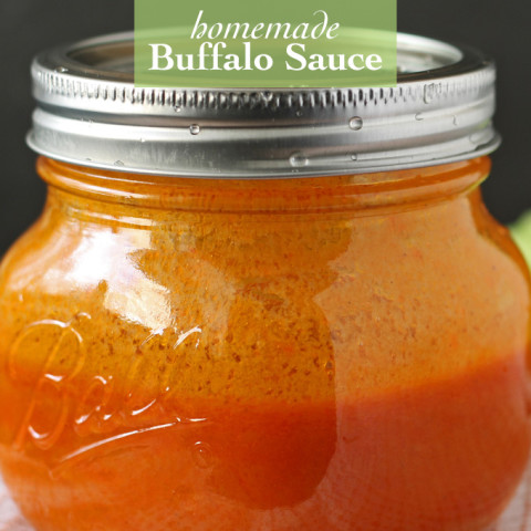 Homemade Buffalo Sauce