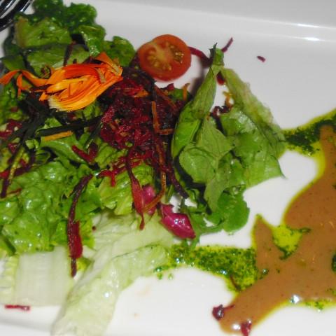 Honey Vinegar Salad Dressing