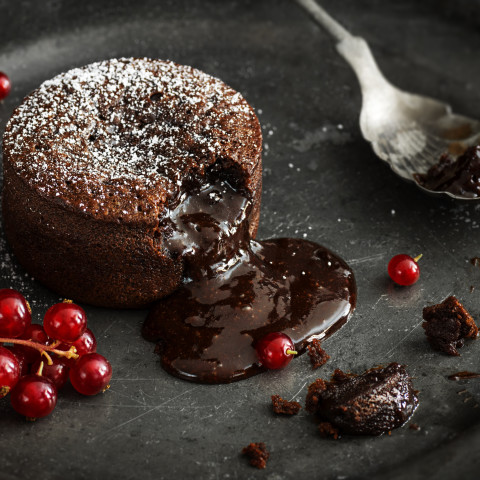 Hot Chocolate Pudding