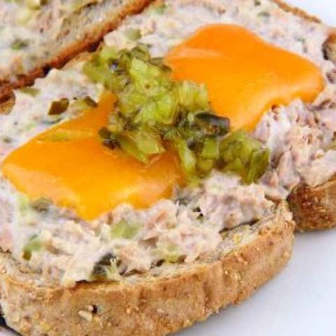 Hot Tuna Sandwiches