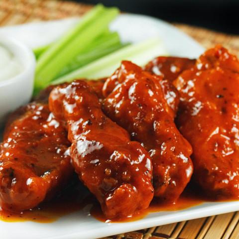 Hot Wings Sauce