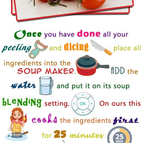 How To Make The Best Ever Tomato Sauce In The Soup Maker