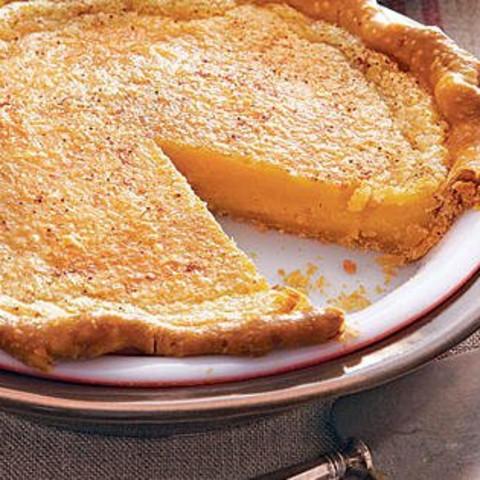 Indiana Sugar Cream Pie (Hoosier Pie)