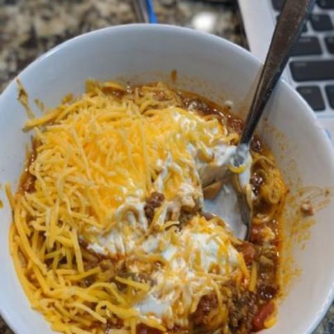 Instant Pot Keto Chili