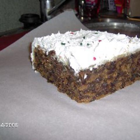 Irish Christmas Cake (Part 1)
