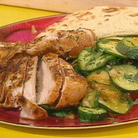Israeli Spice Chicken