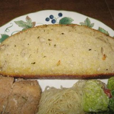Italian Garlic Bread from Angelett