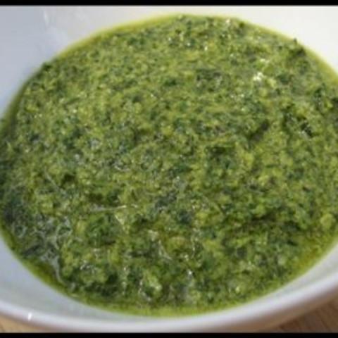 Italian Pesto Sauce