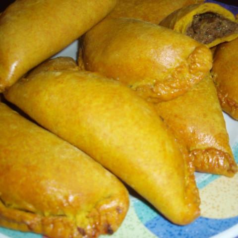 Jamaican Beef Patties #1