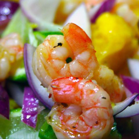 Jamaican Jerk Shrimp