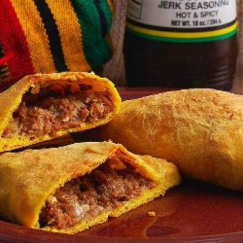 jamaican meat patties