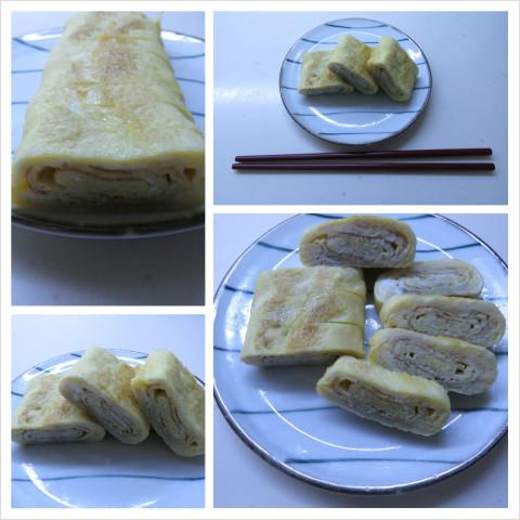 Japanese Egg Roll