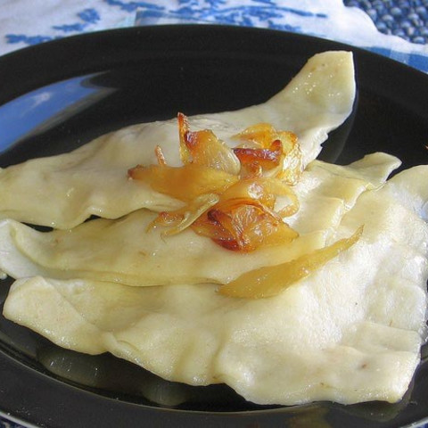 Jewish Filled Dumplings Are Known As Kreplach