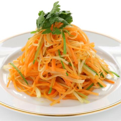 Jicama-carrot Salad