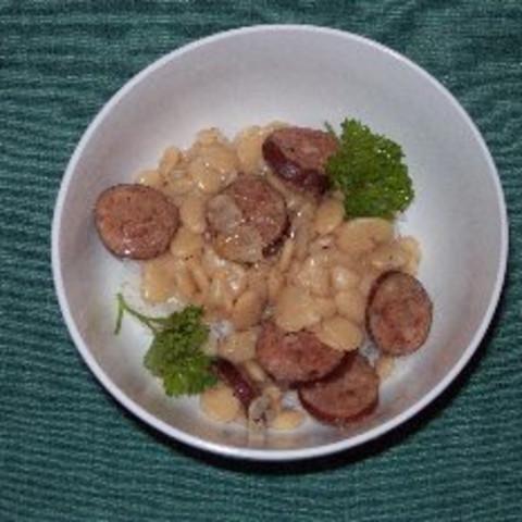 Jills Southern-Style Lima Beans