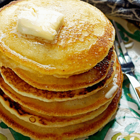 Johnny Cakes or Hoe Cakes Recipe