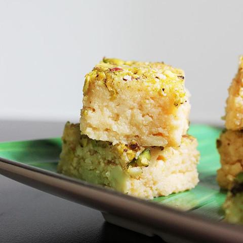 Kalakand recipe | How to make kalakand sweet | Instant kalakand