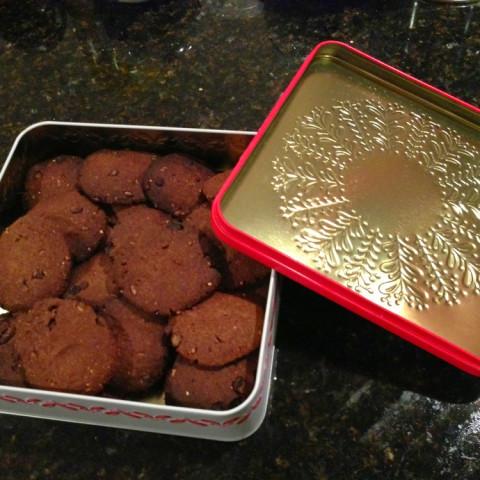 Kellogg's Nutri-grain Breakfast Biscuit cloning (attempt 1)
