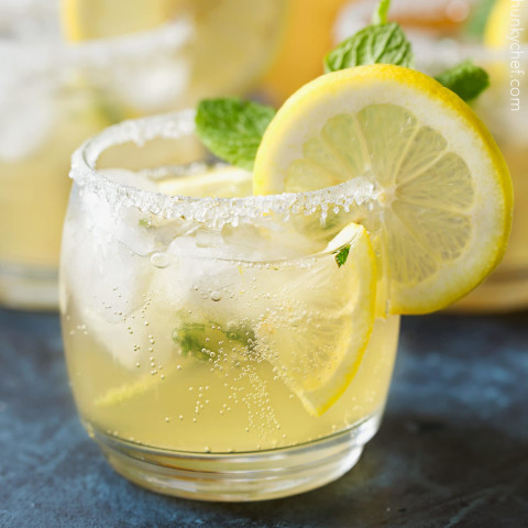 Kentucky Lemonade Cocktail