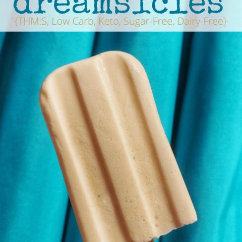 Keto Dreamsicles
