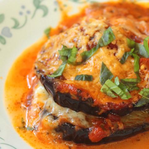 Keto Eggplant Parmesan | Keto Melanzane alla Parmigiana