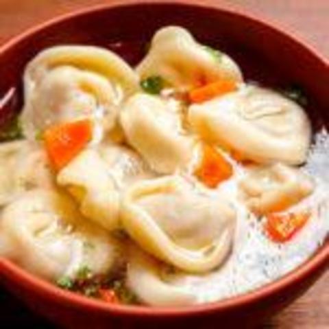 Kreplach Soup 🍲
