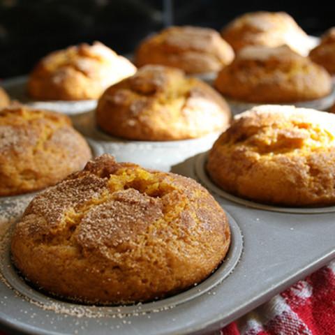 Kristin's Pumpkin Muffins
