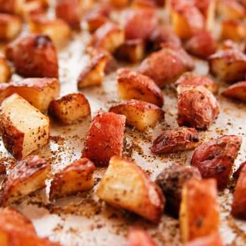 Ladd's Oven Potatoes