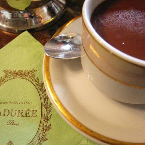 Laduree Hot Chocolate