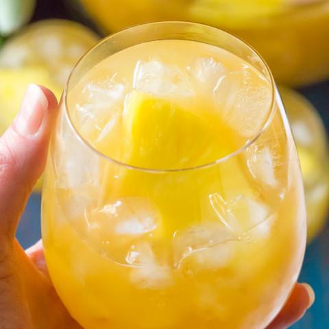 Large-Batch Goombay Smash Caribbean Cocktails