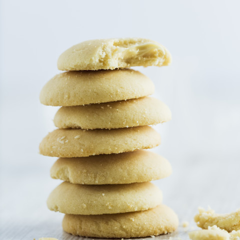 Lemon drop Cookies