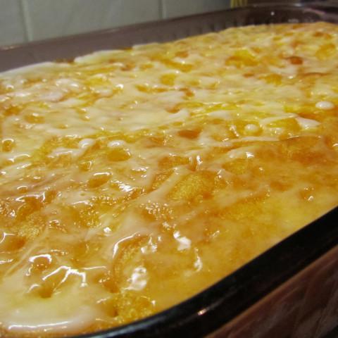 Lemon Jello Cake