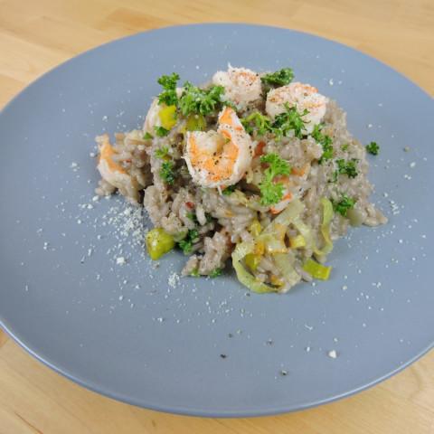 Lemon-parsley Risotto