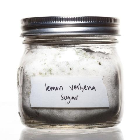 Lemon Verbena Sugar