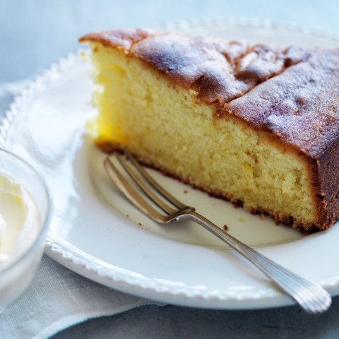 Ligurian Olive Oil Cake