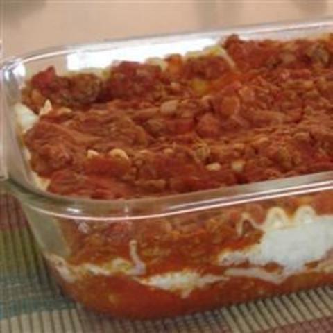 Linda's Lasagna