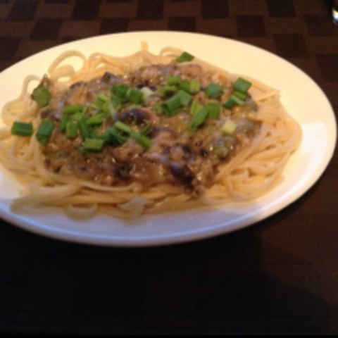 Linguini and Clam Sauce